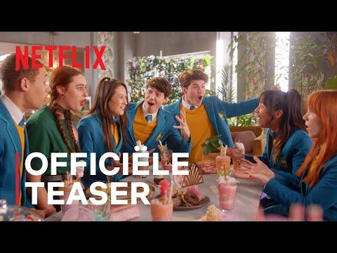 Misfit: de serie   Officiële Teaser   Netflix
