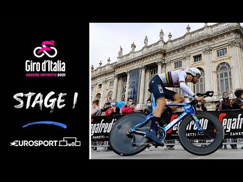2021 Giro d'Italia - Stage 1 Highlights | Cycling | Eurosport
