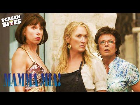 Mamma Mia!   Official Trailer   Screen Bites