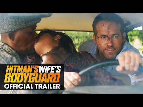 Hitman's Wife's Bodyguard (2021 Movie) Trailer – Ryan Reynolds, Samuel L. Jackson, Salma Hayek