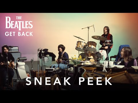 The Beatles: Get Back | A Sneak Peek