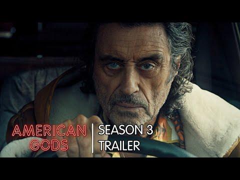 Official Trailer | American Gods - Season 3
