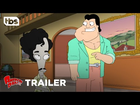 American Dad: All New Episodes April 13 | Official Trailer | TBS