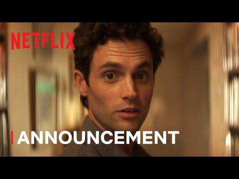 YOU Season 4 | Announcement | Netflix