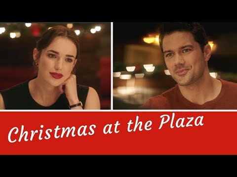 ROMANTIC Tribute to Christmas at the Plaza (NEW 2019 Hallmark Christmas Movie)