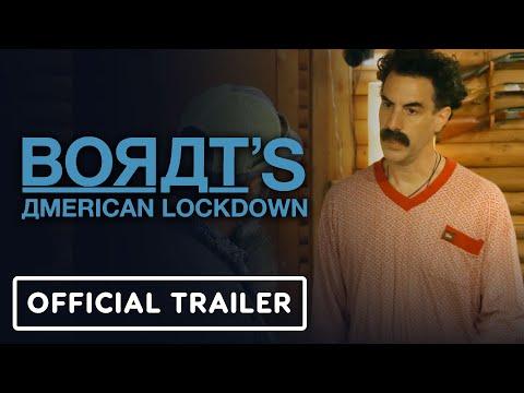 Borat'sAmerican Lockdown - Official Trailer (2021) Sacha Baron Cohen