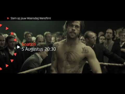 WOENSDAG WENSFILM - AUGUSTUS 2020