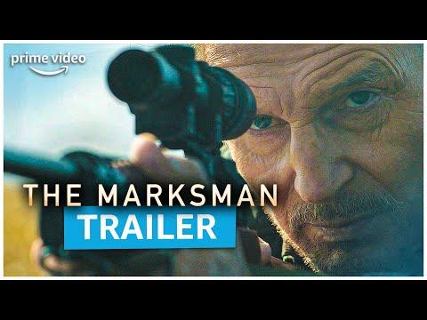 The Marksman | Officiële Trailer (2021) | Amazon Prime Video NL