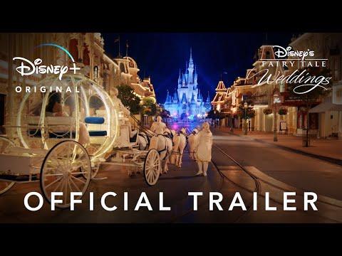 Disney's Fairy Tale Weddings | Official Trailer | Disney+