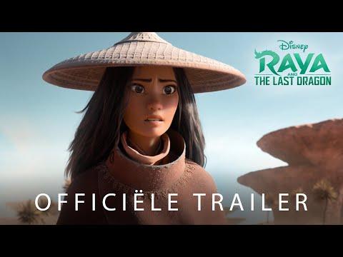 Raya en de Laatste Draak | Officiële trailer | Disney NL