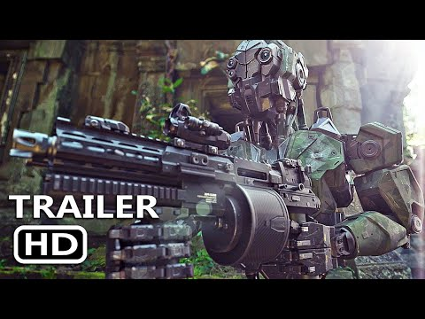 MONSTERS OF MAN Official Final Trailer (2020)