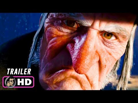 A CHRISTMAS CAROL Trailer (2009) Jim Carrey