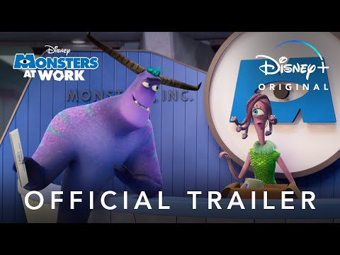Monsters at Work | Official Trailer | Disney+