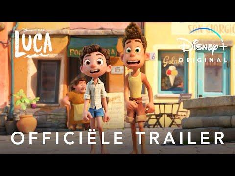 Luca | Officiële trailer | Disney+