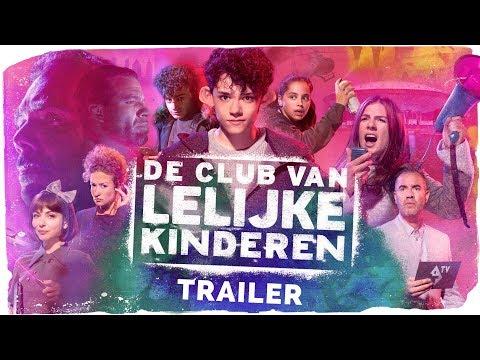 De Club van Lelijke Kinderen | trailer | 9 oktober in de bioscoop