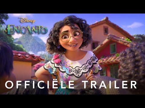 Encanto | Officiële trailer | Disney NL
