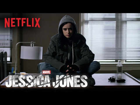 Marvel's Jessica Jones | Official Trailer [HD] | Netflix