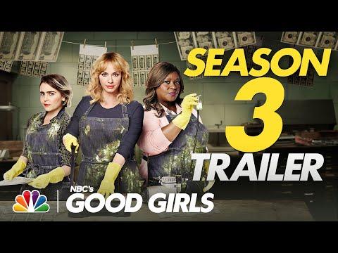 GOOD GIRLS, SEASON 3 | Official Trailer