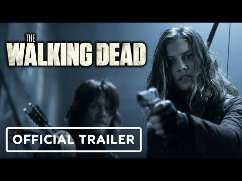 The Walking Dead Season 11 - Official Trailer (2021) Norman Reedus, Lauren Cohan