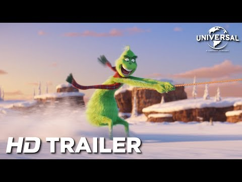 The Grinch | Internationale Trailer (Universal Pictures) HD (ondertiteld)
