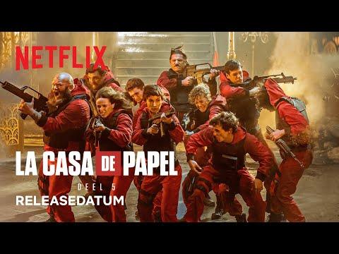 La Casa de Papel: Deel 5 | Releasedatum | Netflix