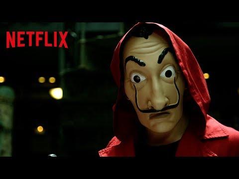 La casa de papel: Deel 3 | Officiële trailer | Netflix