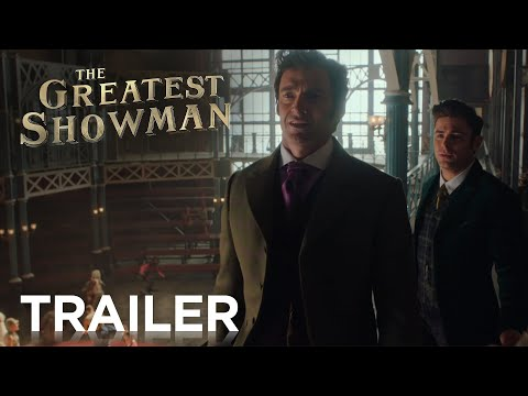 The Greatest Showman | Officiële trailer 2 NL ondertiteld | 1 januari in de bioscoop