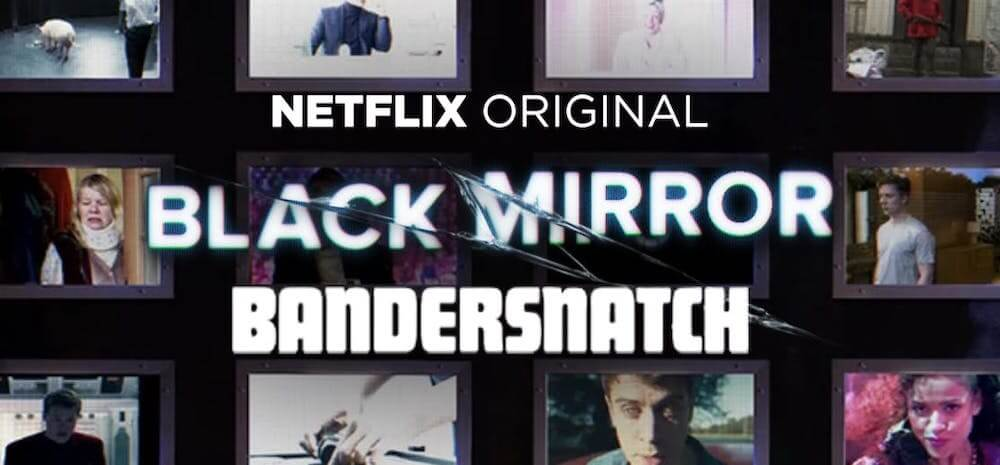 Black Mirror film Bandersnatch