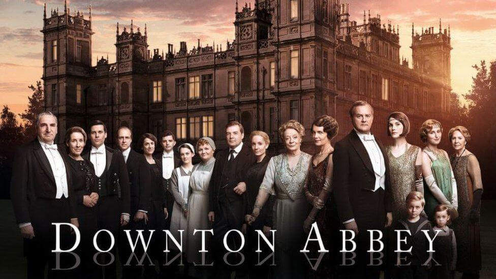 Downton Abbey Netflix Nederland