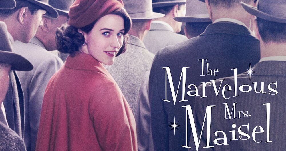 The Marvelous Mrs Maisel seizoen 3 amazon prime video