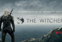 The Witcher seizoen 1 Netflix