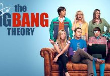 The Big Bang Theory seizoen 12 Netflix