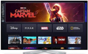 Disney+ Plus Samsung Smart TV