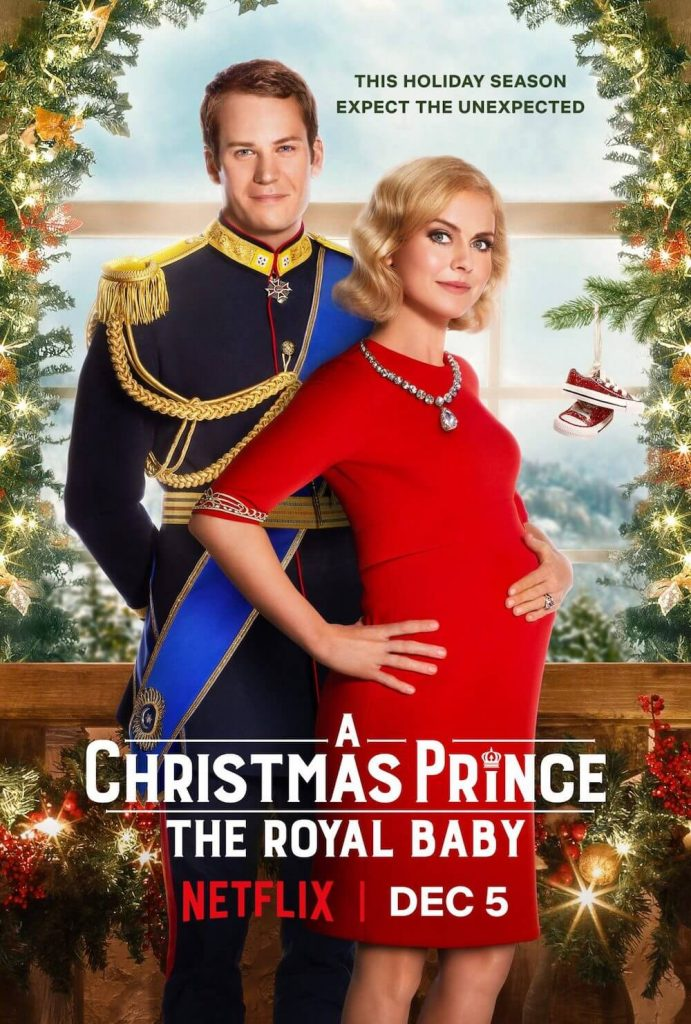 A Christmas Prince The Royal Baby Netflix film