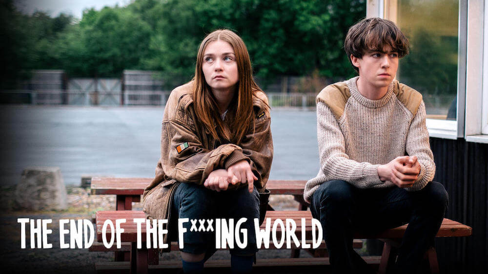 The End Of The Fucking World seizoen 3 Netflix