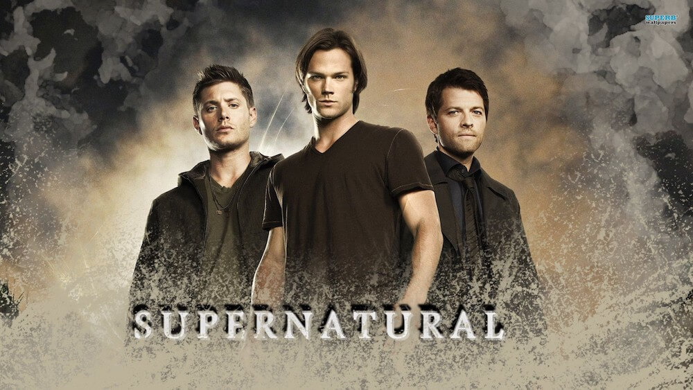 Supernatural 14 seizoenen Amazon Prime Video nieuw