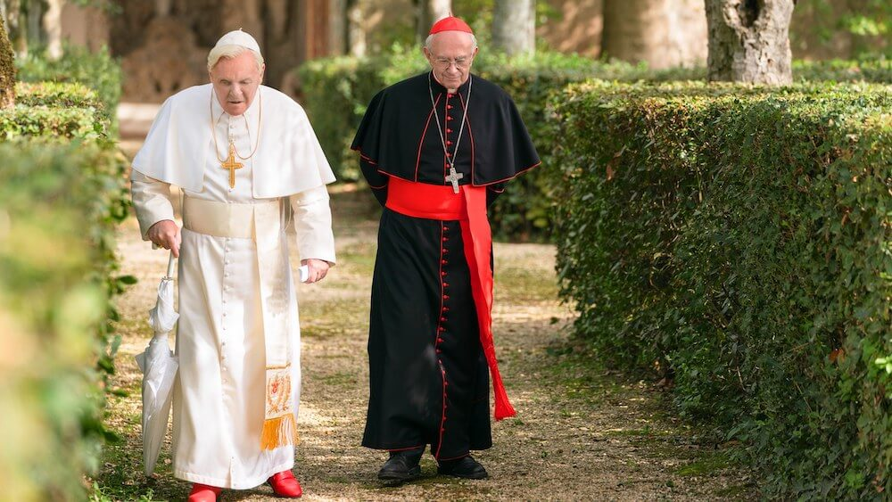 The Two Popes Netflix film 2019