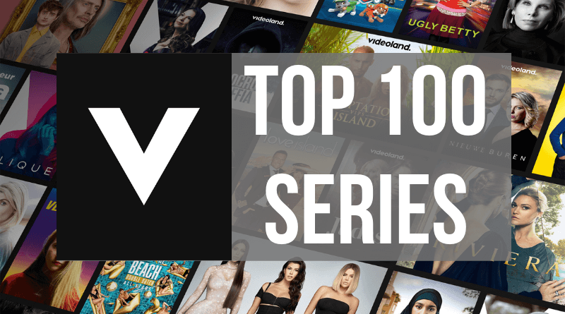 Videoland Top 100 Beste Series
