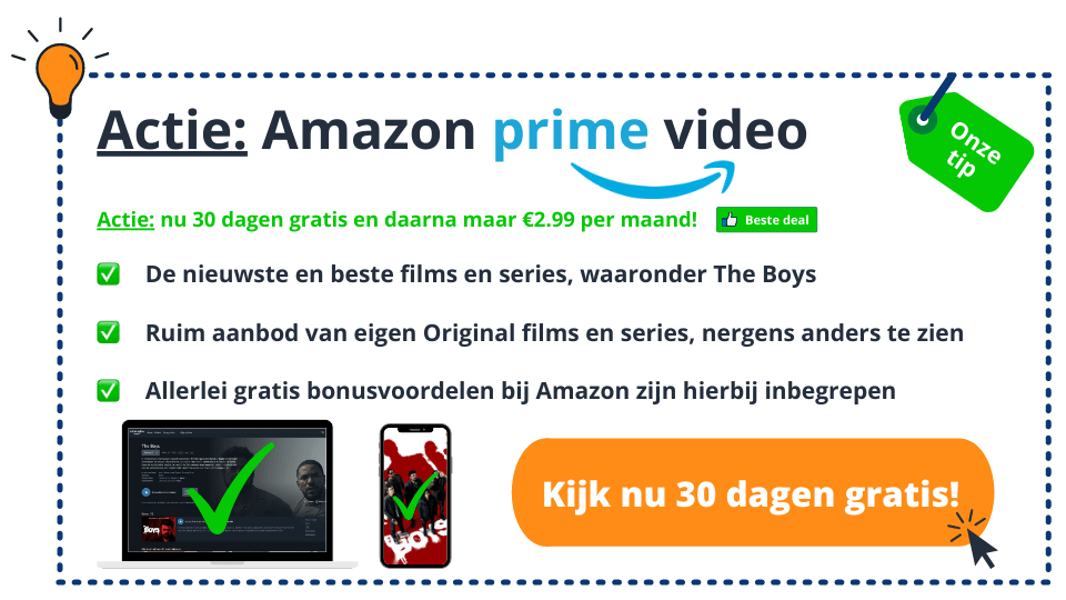 Boys Amazon Prime Video