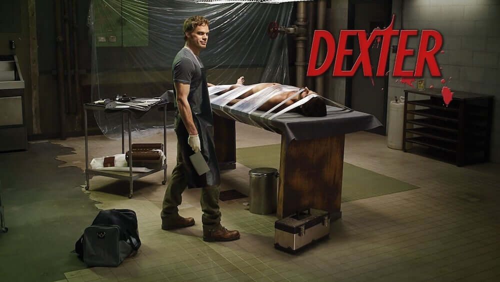Dexter Amazon Prime Video serie nieuw