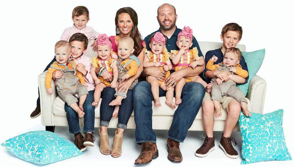 Dplay Sweet Home Sextuplets TLC Discovery