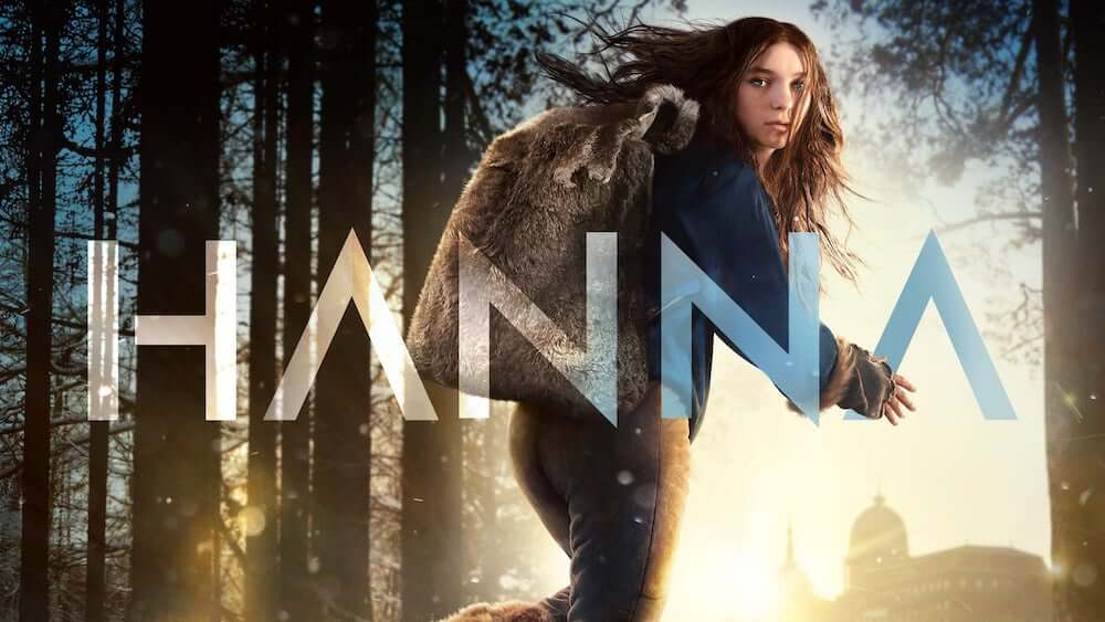 Hanna seizoen 2 Amazon Prime Video