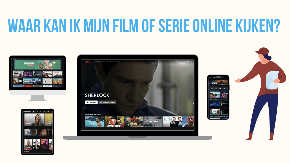 Streaming online kijken film serie
