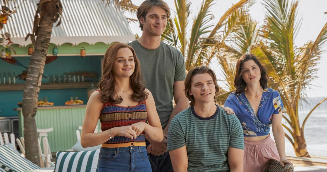 The Kissing Booth 3 Netflix film 2021
