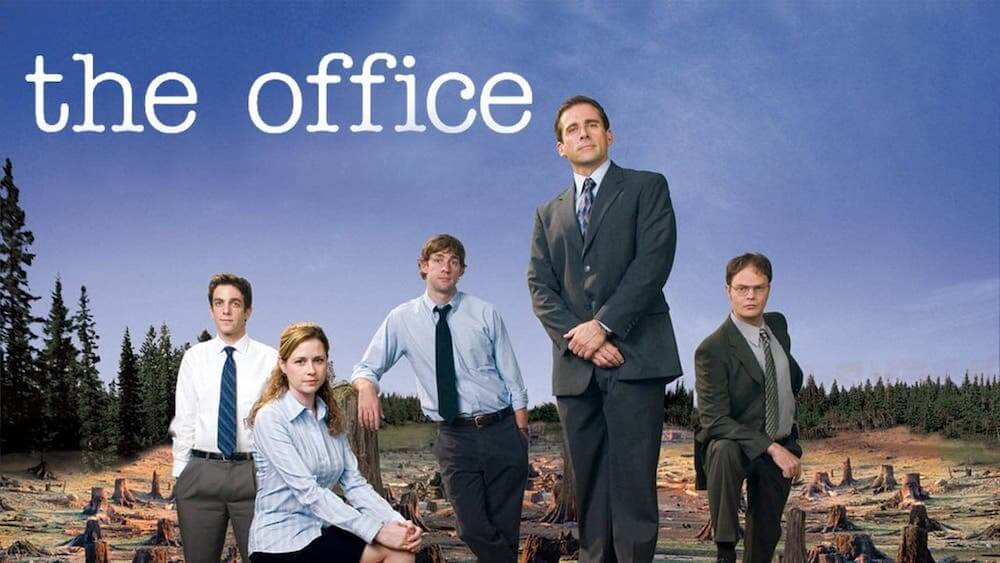 The Office Videoland serie