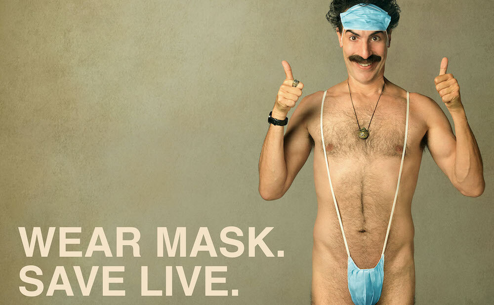 Borat Subsequent Moviefilm Amazon Prime Video