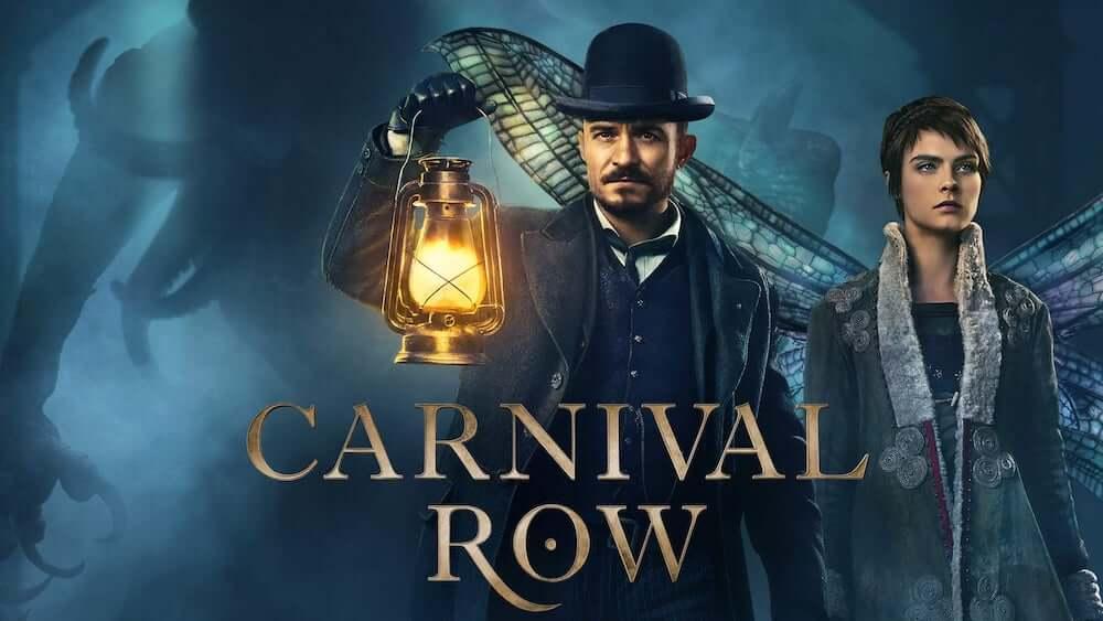 Carnival Row seizoen 2 Amazon Prime Video