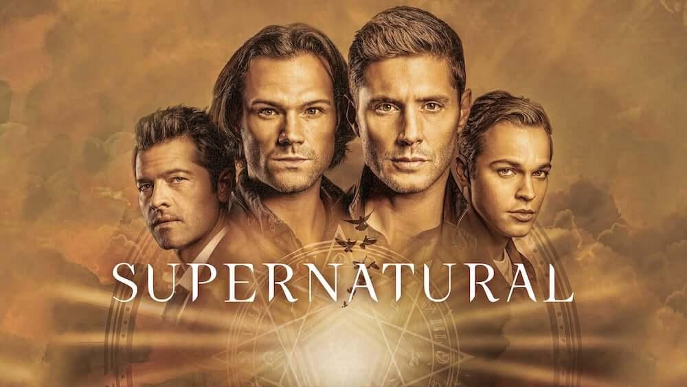 Supernatural seizoen 15 Amazon Prime Video