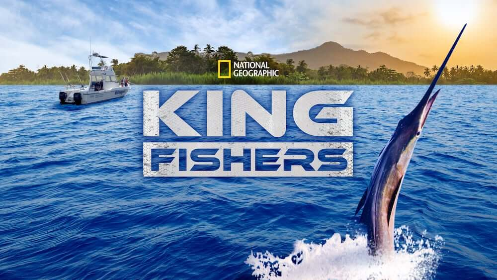 King Fishers National Geographic Disney Plus