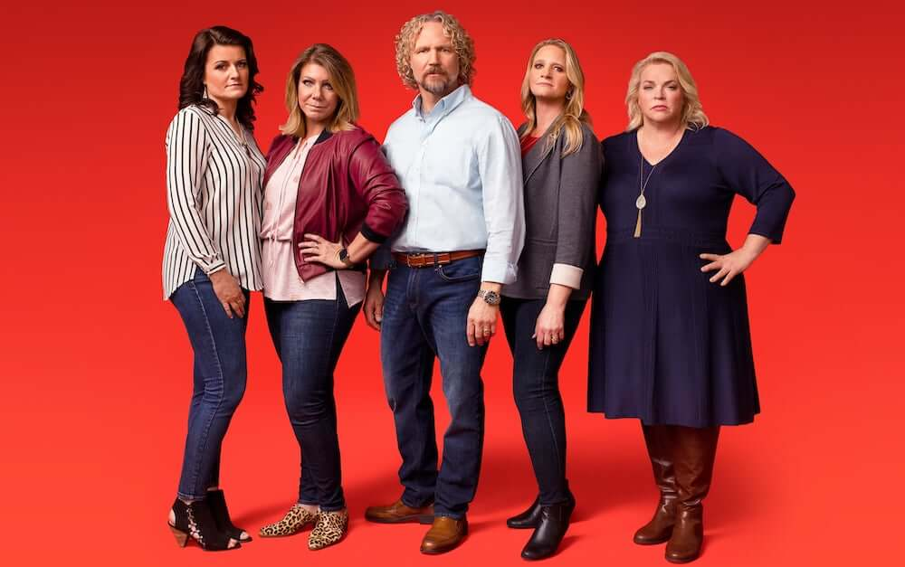 Sister Wives seizoen 10 Discovery Plus